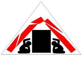 Triangulo de vida.