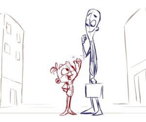 Cómo desaparece día a día la capacidad creativa en los niños
