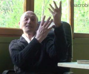 Hermoso entrevista a René Lévy, imperdible